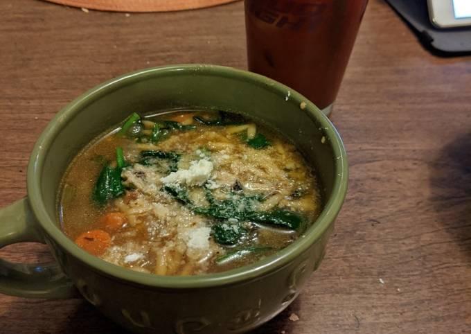 Italian Wedding Soup Instant Pot IP