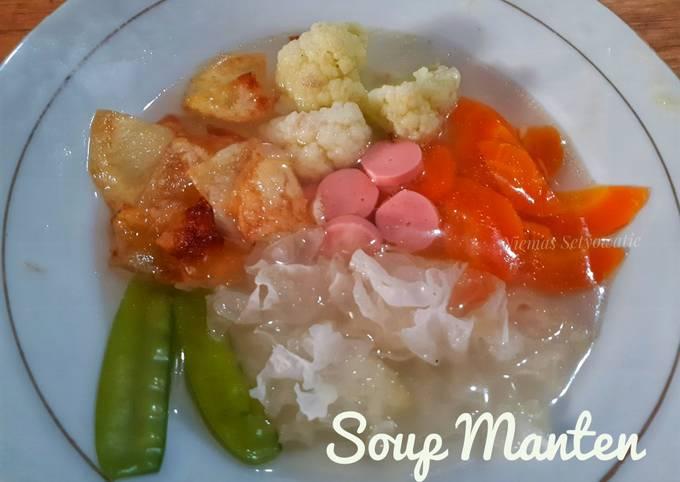 Soup Manten Simple