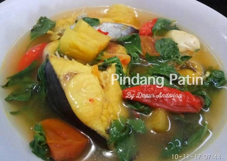 Pindang Patin Palembang, segaaar..