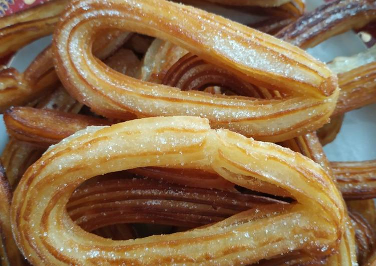Steps To Make Homemade Churros Best Recipes