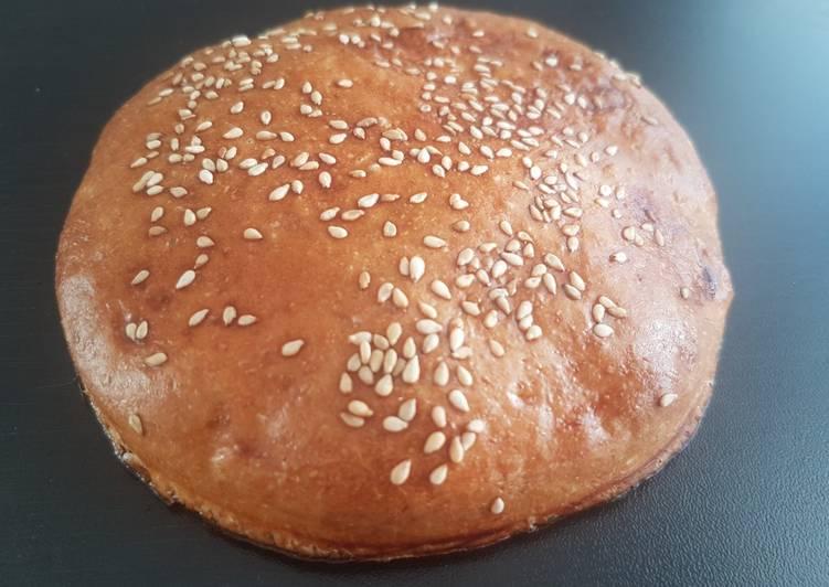 Pain burger