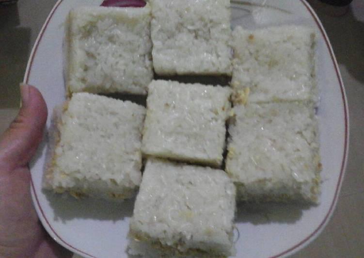 Resep Lemper Ayam Oleh Siu Ching Cookpad