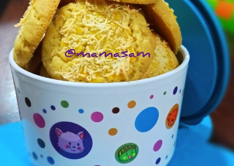 Cookies Emping Keju