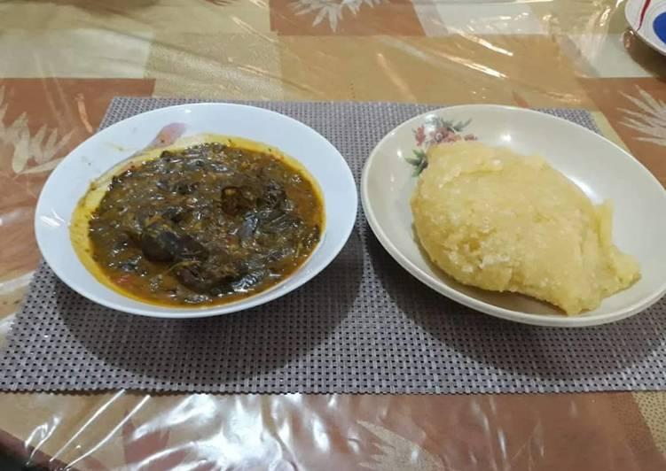 Absolutely Ultimate Dinner Ideas Love Bitterleaves soup