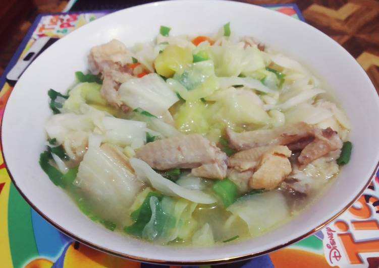 Sup Ayam 🍲