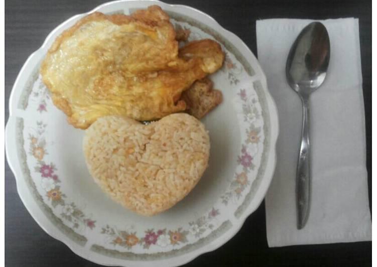 Bagaimana Menyajikan Resep Sempurna Dari Garlic butter rice