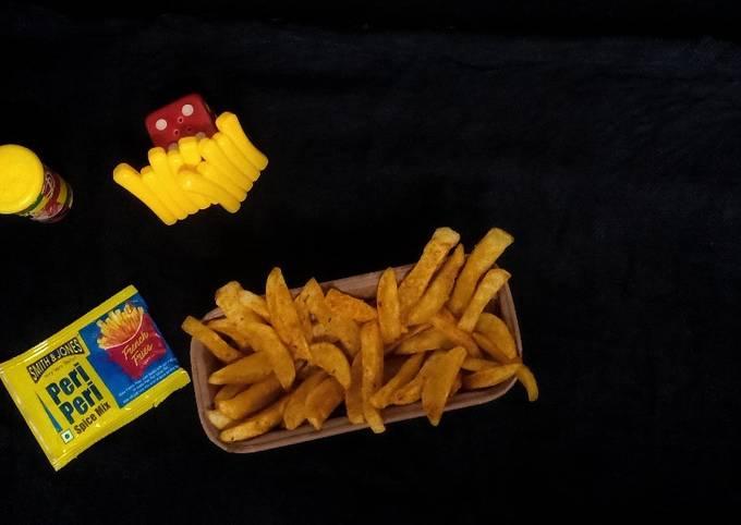 Peri Peri French fries 🍟