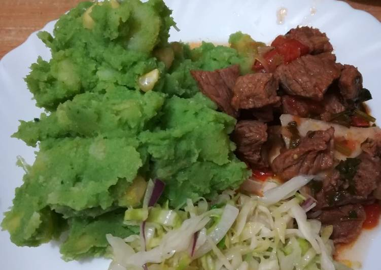 Recipe of Quick Mokimo