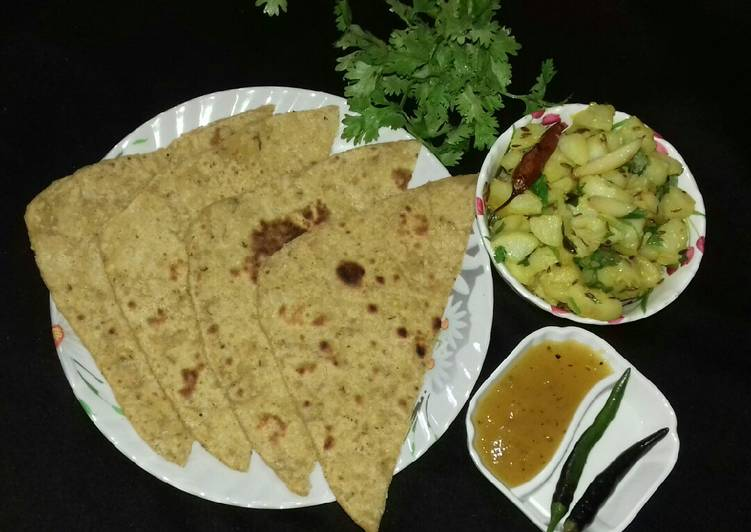 How to Prepare Quick Corn Paratha