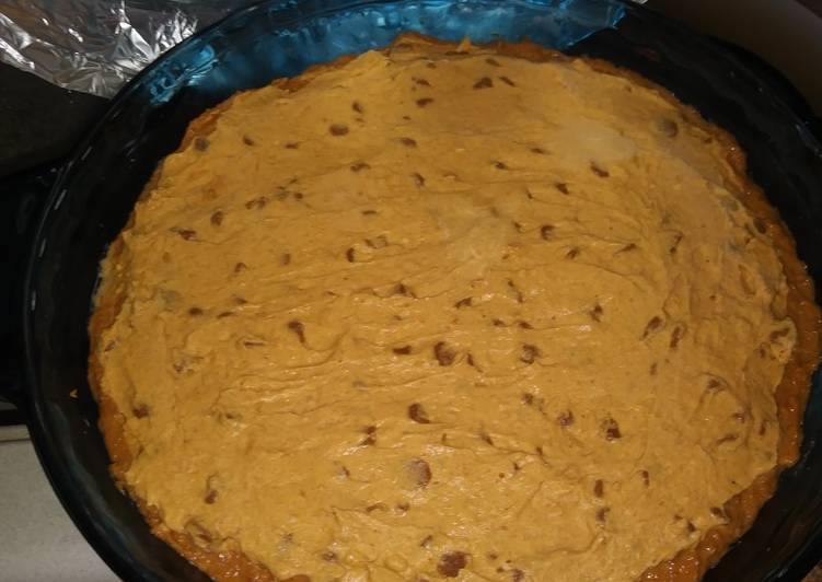 Pumpkin Cream Cheese Chocolate Chip Dip/Frosting