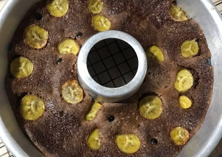 Bagaimana Masak Bolu Coklat 2 Telur yang Sedap