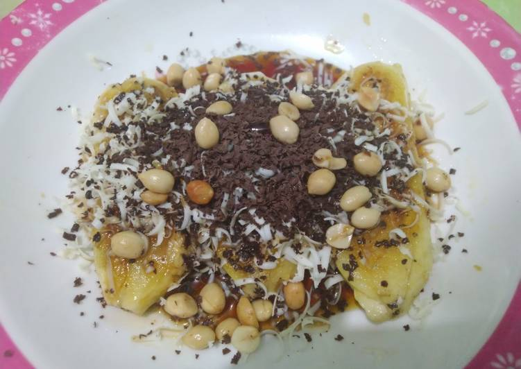 Pisang Epe a.k.a pisang penyet