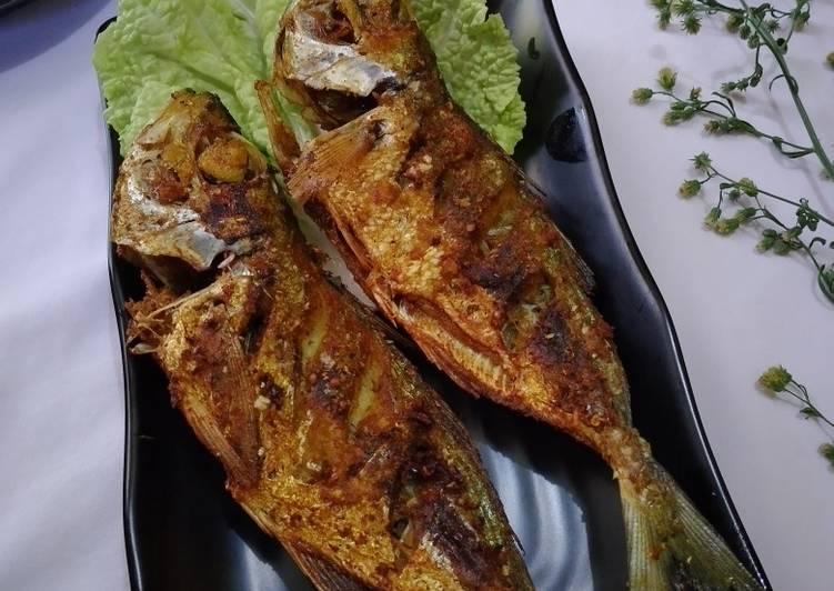 Ikan Kembung Goreng 🐟