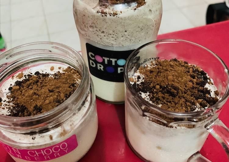 Dalgona Cookies & Cream