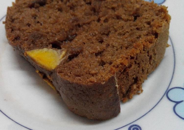 Bluder Cake Pisang Coklat