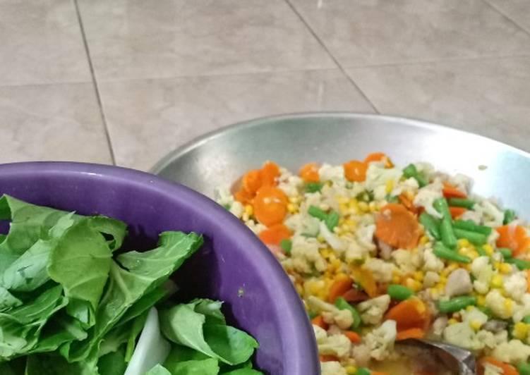Sayur Tumis Sehat