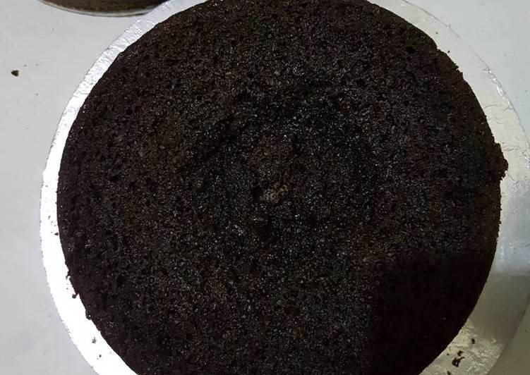 5 Minute Easiest Way to Make Quick Chocolate cake