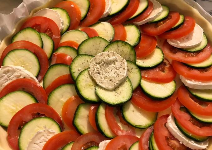 Quiche légumes