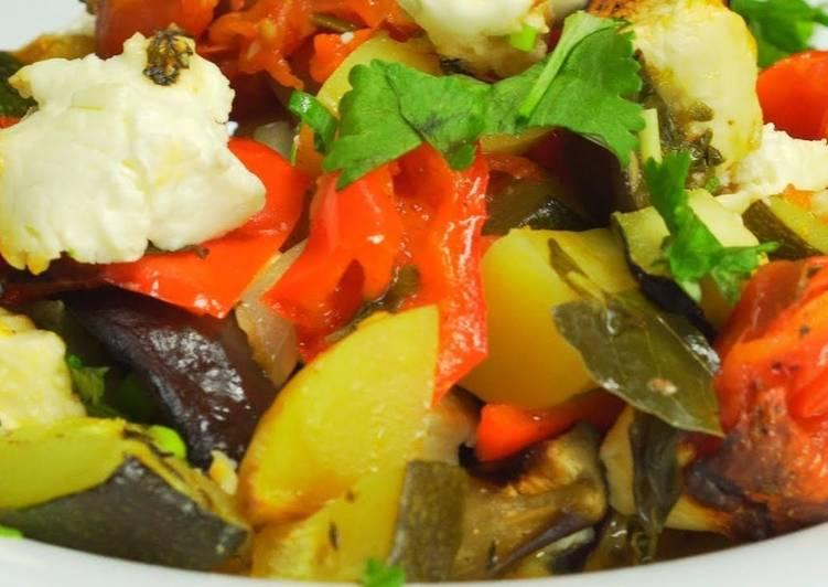 Бриам (грецьке овочеве рагу)