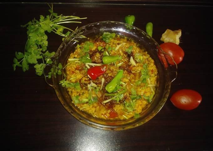 Recipe of Perfect Daal Maash Fry