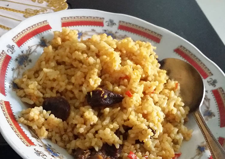 Nasi Goreng Kari 🐐