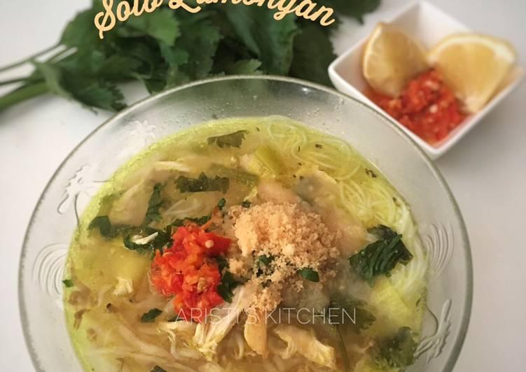 Soto Lamongan - cookandrecipe.com