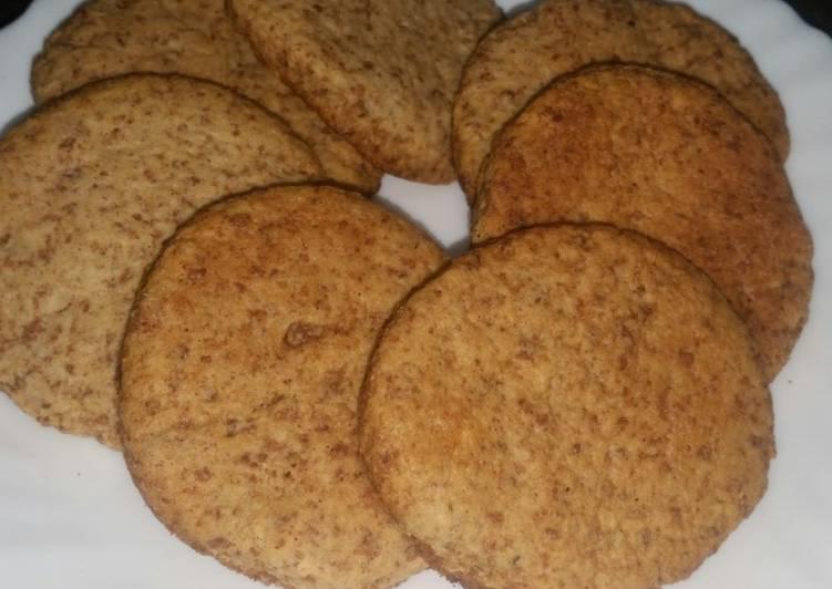 Recipe of Favorite Crunchy Ginger Molasses Cookies #Author Marathon
