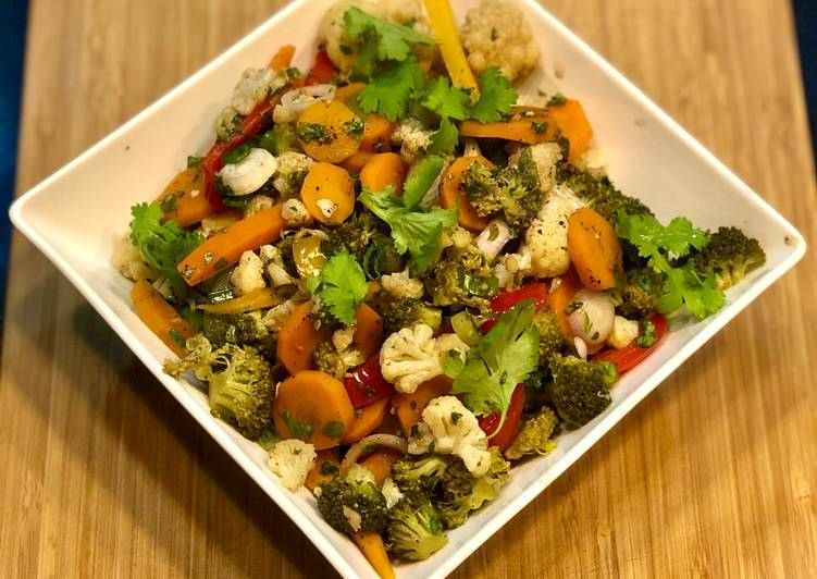70+ Dinner Ideas Royal Tamarind Baked Vegetables