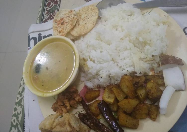 Lunch Pllatter