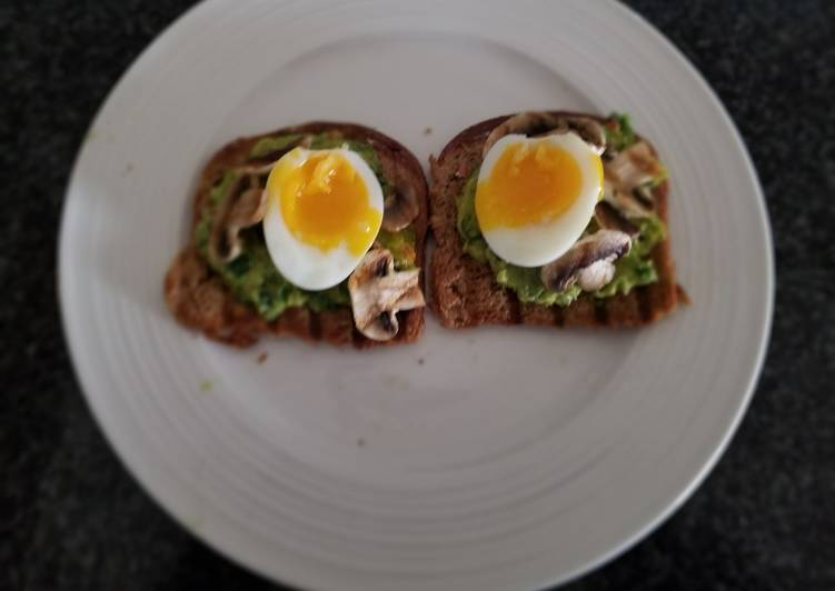 How to Prepare Super Quick Homemade Power Breaky