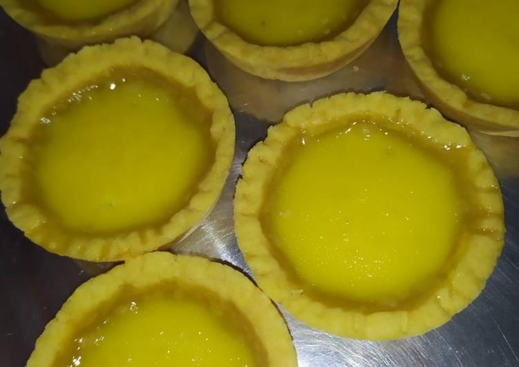 Mini Pie Susu Teflon (yg gapake teflon)