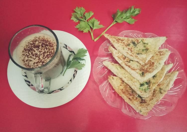 🌾 Roti Panggang Bawang putih Enak dan Sederhana 🌾