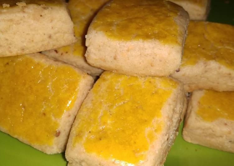 Kue Kacang Tanah - Panggang Teflon