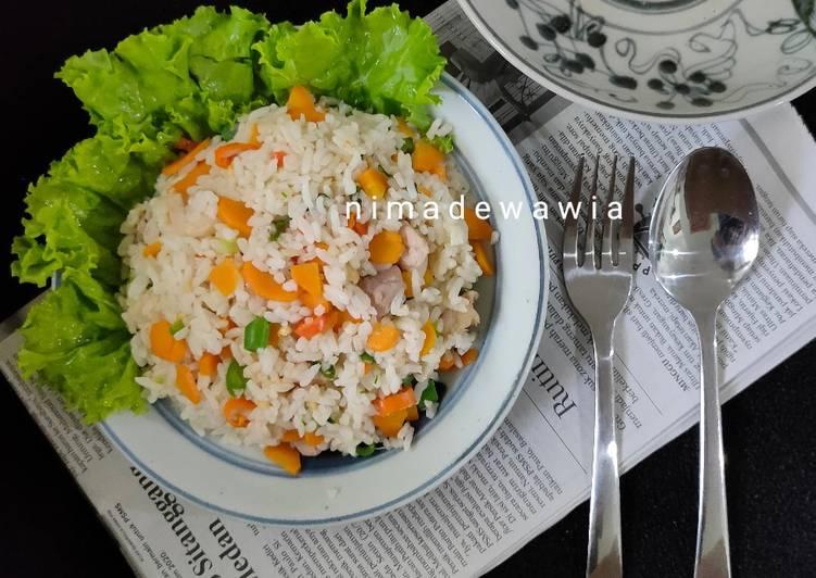 Nasi Goreng Sayuran