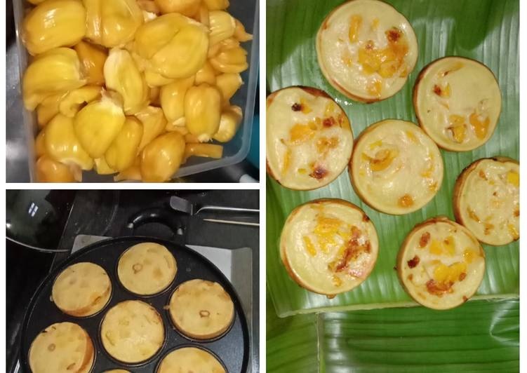 Kue Nangka khas Banjarmasin