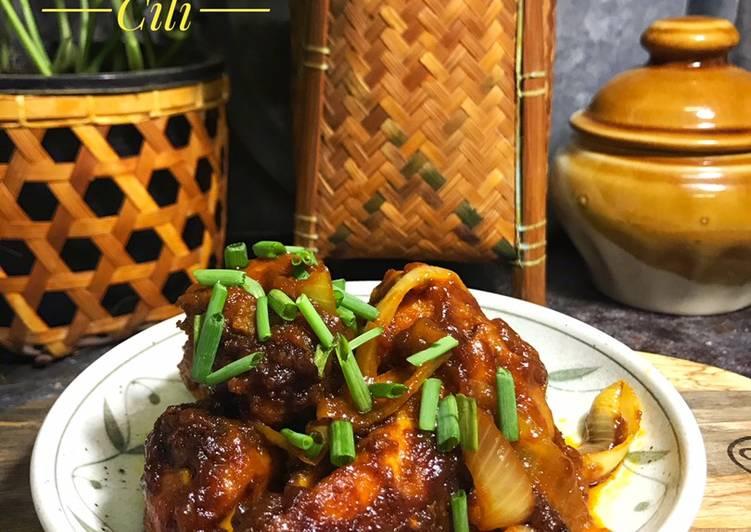 Ayam Masak Sos Cili - velavinkabakery.com