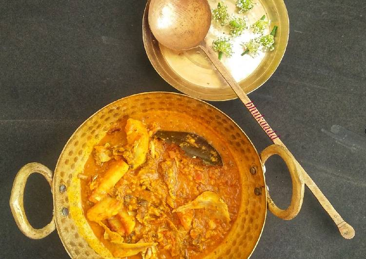 The Meals You Select To Consume Will Effect Your Health Mung Dal With Fish Head (Macher Matha De Mung Dal)