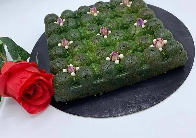 Gâteau à l'avocat