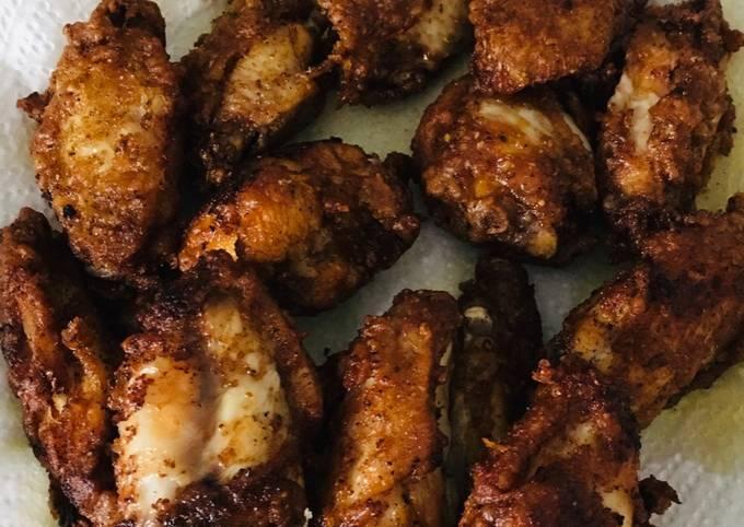 Piri piri fried chicken