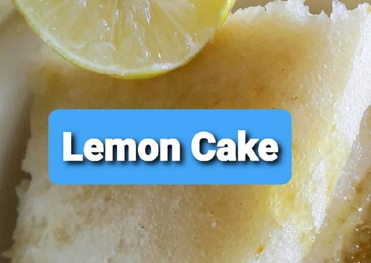 Lemon Cake (Vatteppam pulippichathu)