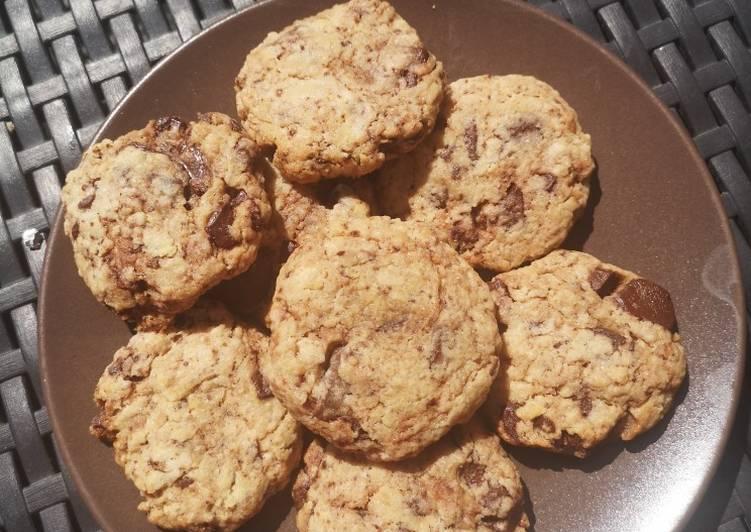 Recette de cookies ??