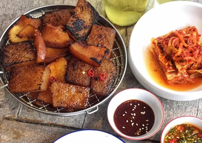 Korean BBQ Beef Rind