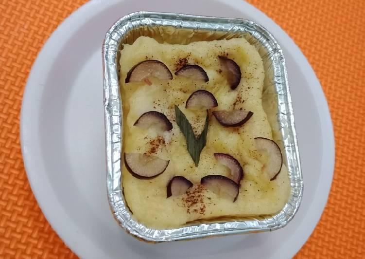 Resep Roti susu keju kukus kayu manis Terenak