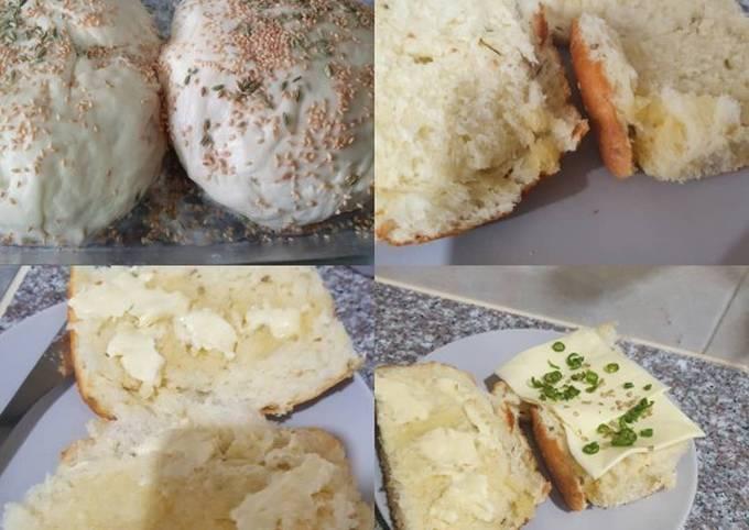 Naan Milk Bread
