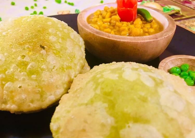 How to Prepare Most Popular Peas kachori