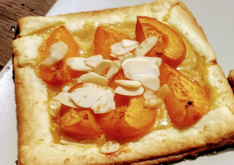 Recette: Parfait Tartelettes aux abricots