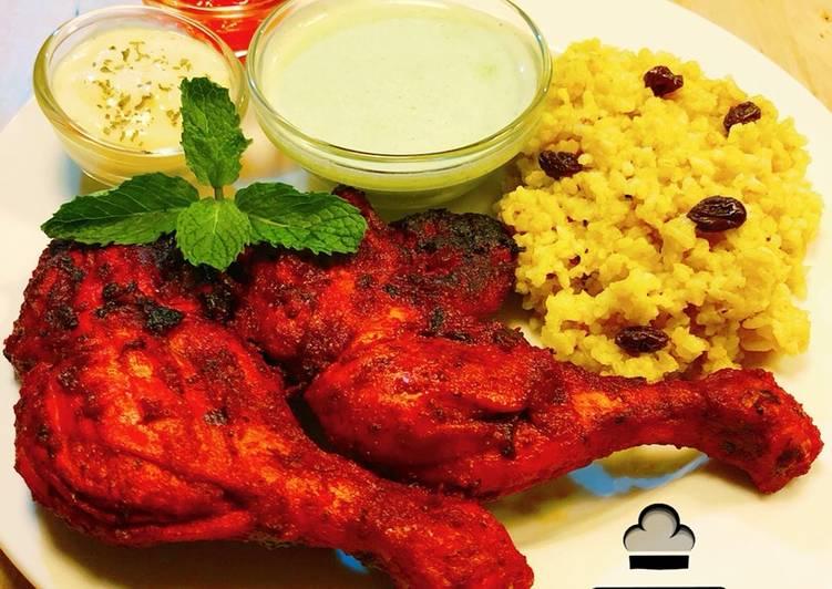 Tandoori Chicken /   (India)
