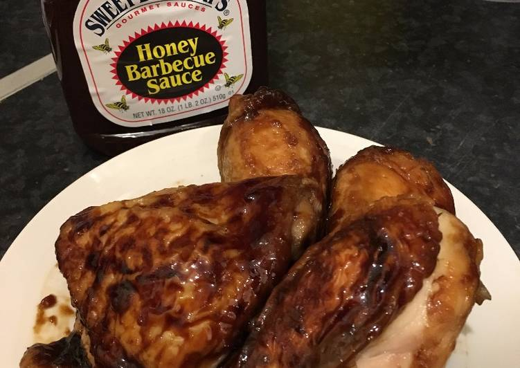 Sweet Baby Rae's BBQ Chicken