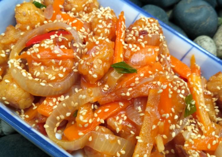 Resep Tokpoki barbeque Anti Gagal | Resep MasakanKu
