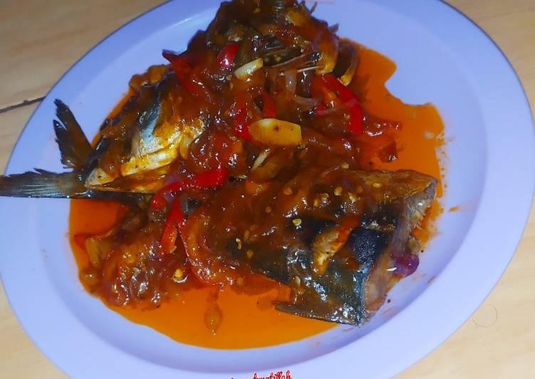 Ikan Cakalang Asam Manis
